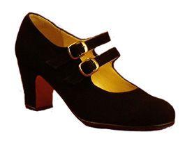 ModeloTablao - professional  Zapatos de flamenco Don Flamenco shoes - 98,00 €