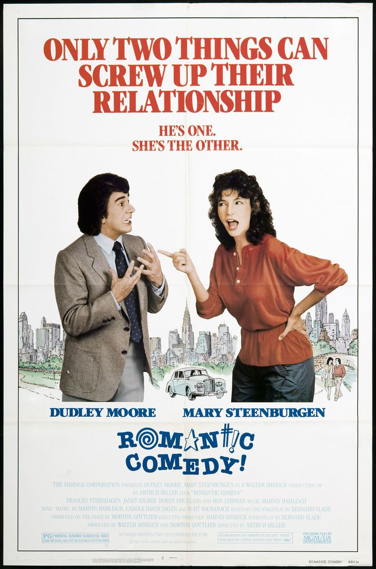 Romantic Comedy (1983)Stars: Dudley Moore, Mary