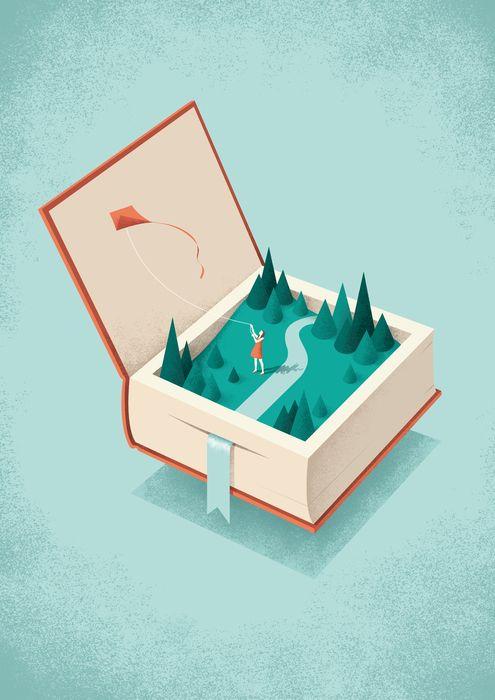 """""""Flying"""" Art Print by Andrea De Santis on Artsider.com"""
