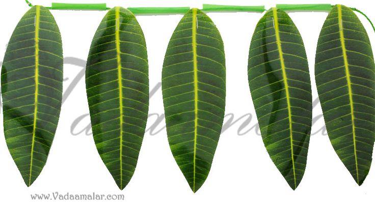 Mango Leaf Toran For Home Decorations Http Www