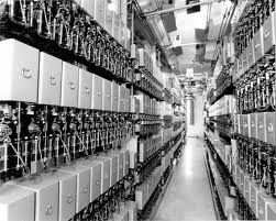 strowger telephone exchange - Google Search