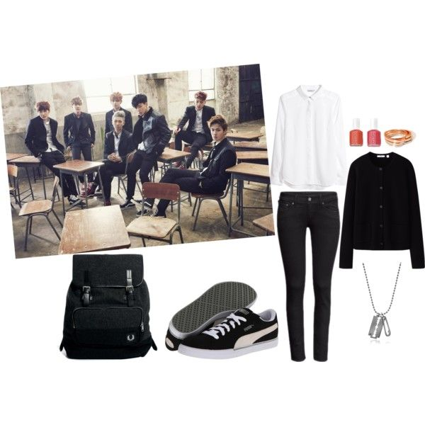BTS U0026quot;Boy In Luvu0026quot; Teaser Photos And MV Inspired Outfit | Outfits | Pinterest | BTS Bts Boys And ...