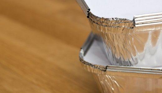 Trasferimento di alluminio dalle vaschette per alimenti al cibo: lo studio del BfR tedesco