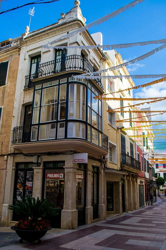 Mahón, Menorca, Balearic Islands, Spain | by svetlana.koshchy