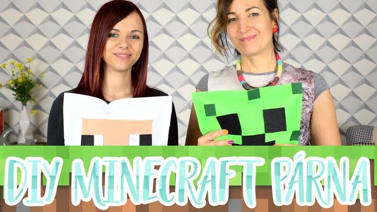 Varrásmentes Minecraft Párna DoggyAndi-val!  - INSPIRACIOK.HU | Csorba ...