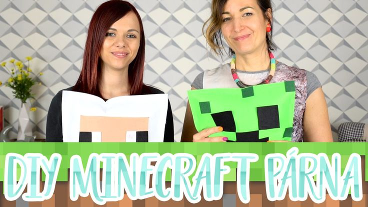 Varrásmentes Minecraft Párna DoggyAndi-val! 👯 - INSPIRACIOK.HU | Csorba ...