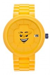 LEGO® Happiness Adult Watch (Yellow)