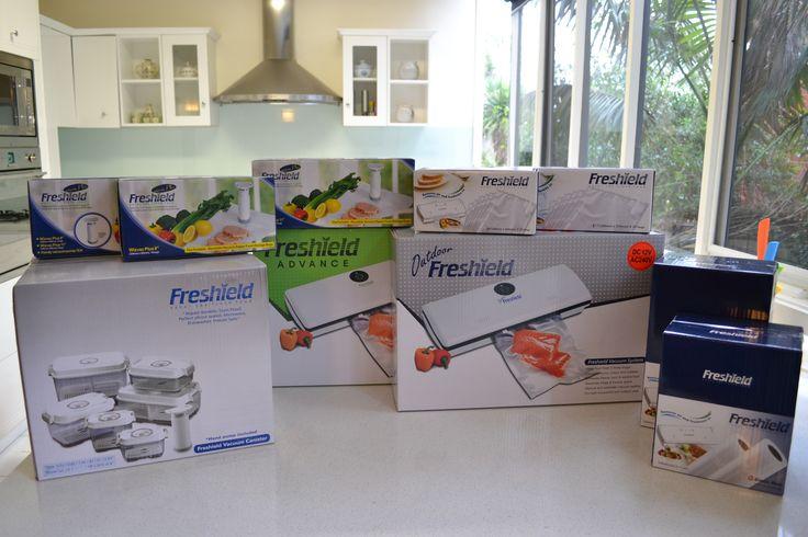 Freshield Product Range
