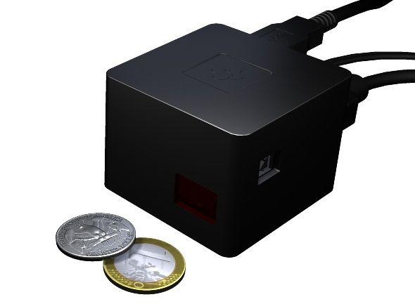 CuBox:LinuxやAndroidをインストールできるローコスト小型PC