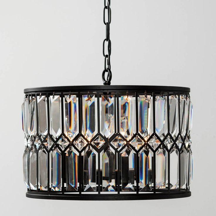 Iris Round Chandelier 103 best Eclectic Lighting