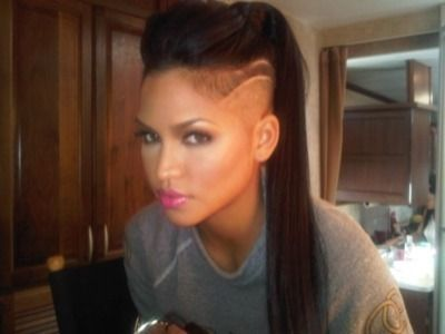 Celebs Who Tried The Half-Shaved Hairstyle: Who Made it Fierce and ...