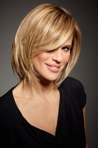 Foto 37 - Frisuren für dünnes Haar