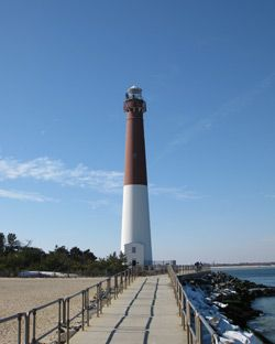 Barnegat Lighthouse - Barnegat Light, NJ  One of the most beautiful and tranquil places on earth!