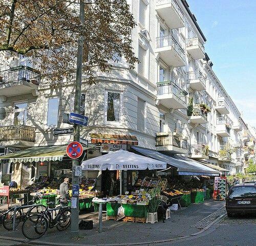 Hamburg, Eppendorfer Weg (C.Bellin)