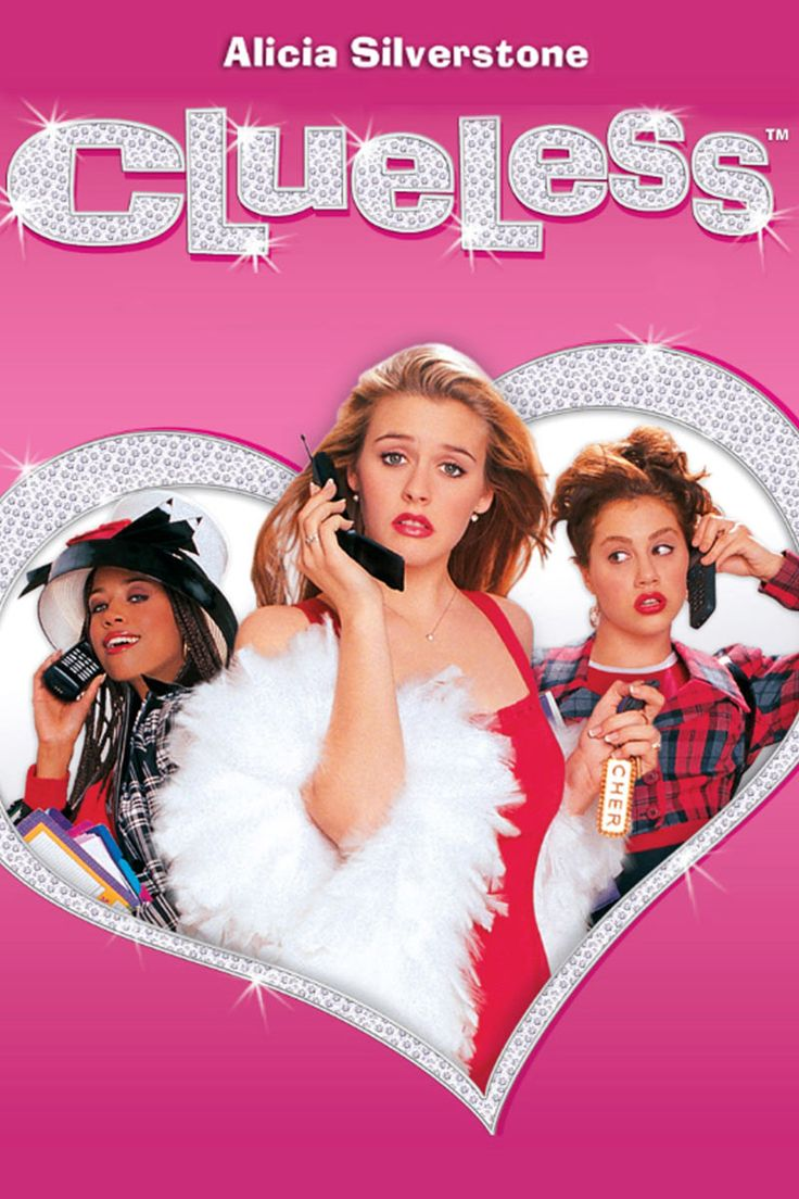 Clueless starring Alicia Silverstone, Stacey Dash & Brittany Murphy. Love this movie!!!!!