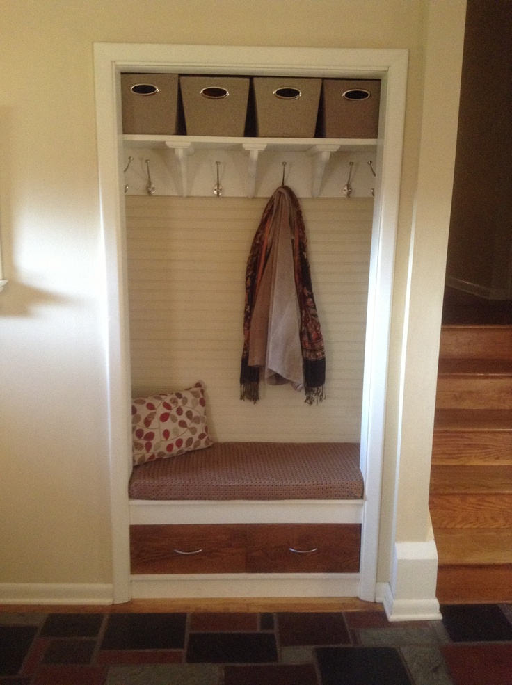 Remove Foyer Closet : Best images about remove the doors repurpose