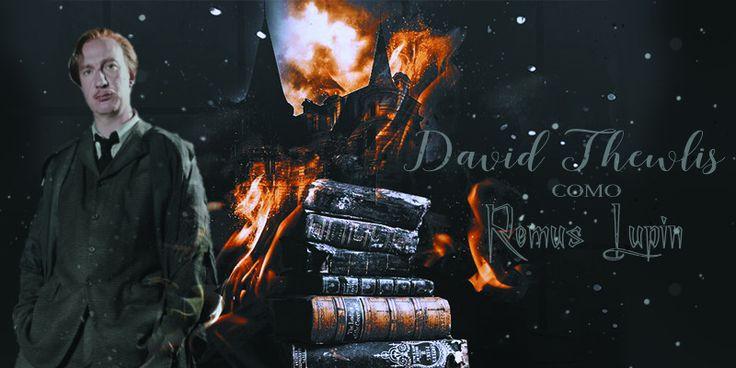 Reparto Deletrius Remus Lupin
