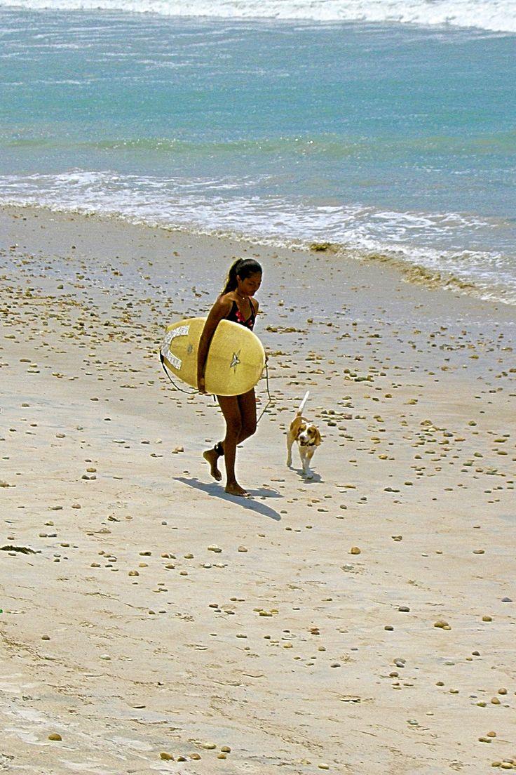 Surf's up at Beachfront Punta Mita Condo.
