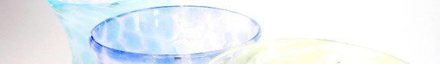 琉球ガラス 波の花ランプ 匠工房