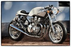 Honda CB750 1995 By Rewheeled    ♠ http://milchapitas-kustombikes.blogspot.com/ ♠
