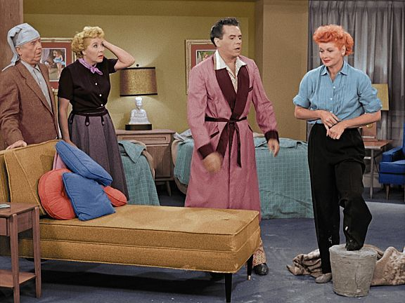 "Two Classic ""I Love Lucy"" Episodes Will Breathe New Life Through Vivid Color - CBS.com"