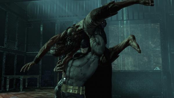 "Wiii ""Batman: Arkham Asylum"" Gracias @MorphineSky ^^"