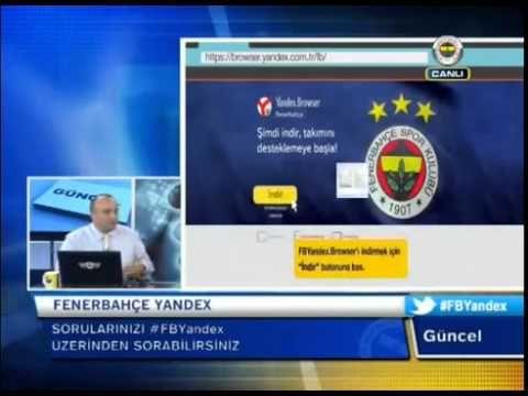 FB Tv | Güncel - FB Yandex Hakkında Bilinmesi Gerekenler - YouTube
