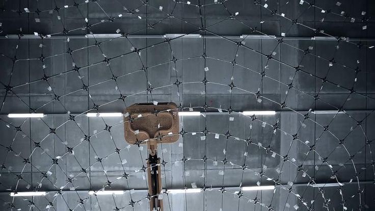 Building at ETH - A couple recent videos highlight the groundbreaking work of two research groups — Block Research Group and Gramazio Kohler Research — in the Institute of Technology in Architecture at ETH Zürich.