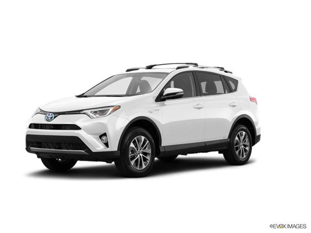 Most Fuel Efficient SUVs of 2016 - 2016 Toyota RAV4