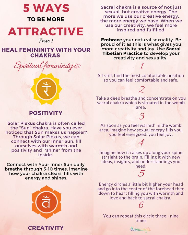 3 Ways to Boost Female Confidence | Chakra affirmations ...
