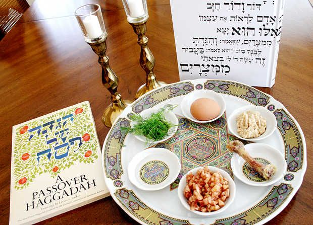 Passover 2015: A New Generation at the Seder Table