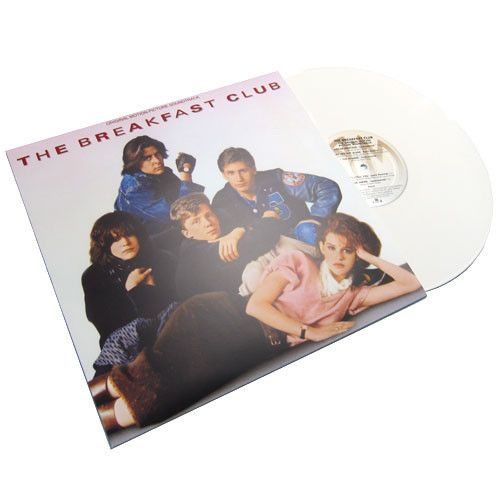 Soundtrack: Breakfast Club OST (White Vinyl, Record Store Day) LP