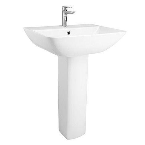 Bathstore Apex Sink, 600