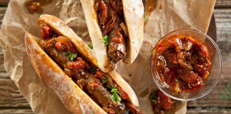 The best gourmet boerie toppings! #food