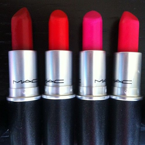 <3 Mac lipsticks <3