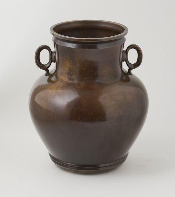Vase. Just Andersen.