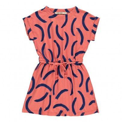 David Dress Coral  Bobo Choses