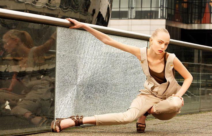 pose: Modeling Poses, Style Inspiration, Tanya Dziahileva