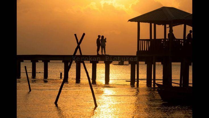Foto Senja di Tanjung Siambang - PesonaKepri