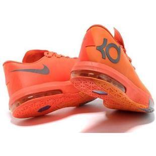 http://www.asneakers4u.com/ Nike Zoom KD 6 Total Orange | Kevin Durant Shoes | Pinterest | Kd 6, Nike Zoom and Nike