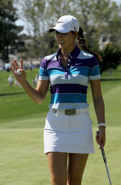 The Long & the Short of the Golf Skirt & Skort... #women #golf #outfit