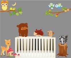 Znalezione obrazy dla zapytania motyw sowy w pokoju dziecięcym