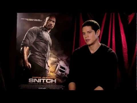 Join Senior FlickDirect correspondent, Penny McLean, as she talks with JD Pardo about his latest film, Snitch, starring Dwayne Johnson, Susan Sarandon, and Benjamin Bratt.