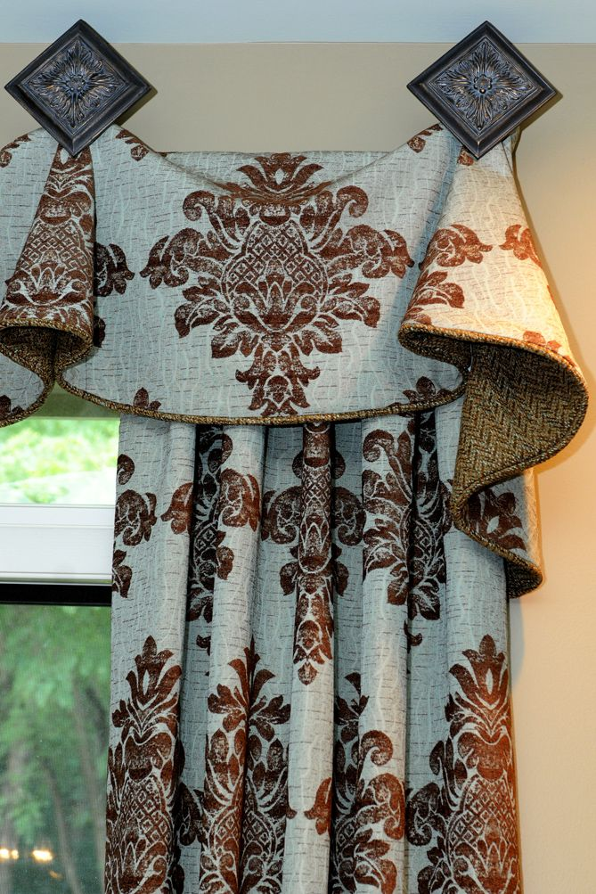 497 Best Images About Window Treatments On Pinterest Window Treatments Classic Curtains And