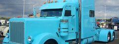 truck, peterbilt, custom, big rig