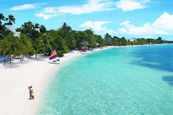 Курортный город #Негрил (#Ямайка)