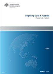 Beginning a Life in Australia