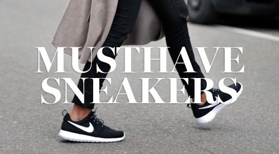 Musthave sneakers 2015