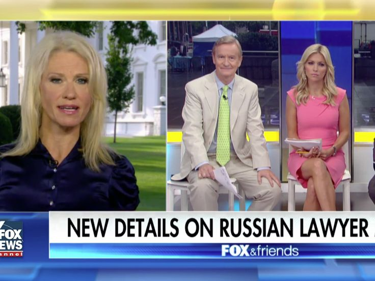 "Kellyanne Conway: We didn't need the Russians to feed us dirt on Clinton because she's 'a treasure box of negative' information - Kellyanne Conway, the president's top White House counselor, told ""Fox & Friends""  on Friday morning that she didn't take calls from people promising damaging information about then-presidential candidate Hillary Clinton because Clinton herself was a ""treasure box of negative Hillary information.""   ""When I needed negative information about Hillary Clinton, I…"
