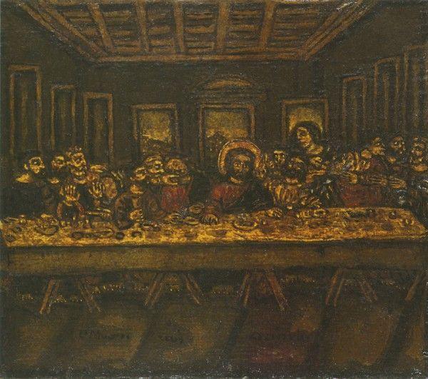 Μια Νύχτα στο Μουσείο: ΘΕΟΦΙΛΟΣ - Ν. ΕΓΓΟΝΟΠΟΥΛΟΣ - Ο ΜΥΣΤΙΚΟΣ ΔΕΙΠΝΟΣ